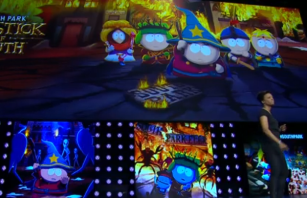 E3: 'South Park: The Stick of Truth' coming this holiday season