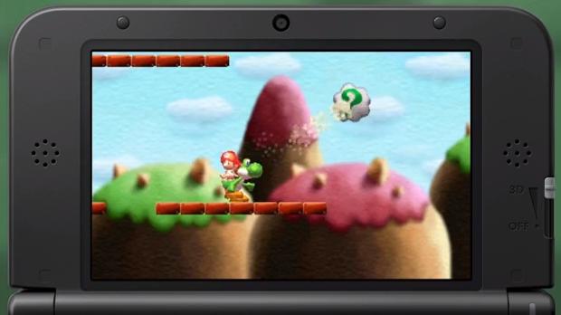 E3: 'Yoshi's New Island' for 3DS E3 trailer