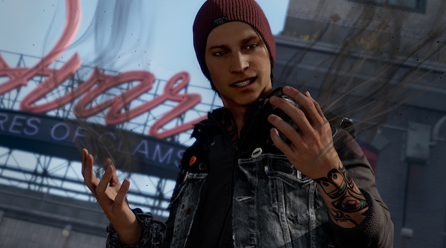 New 'inFamous' will feature multiplayer