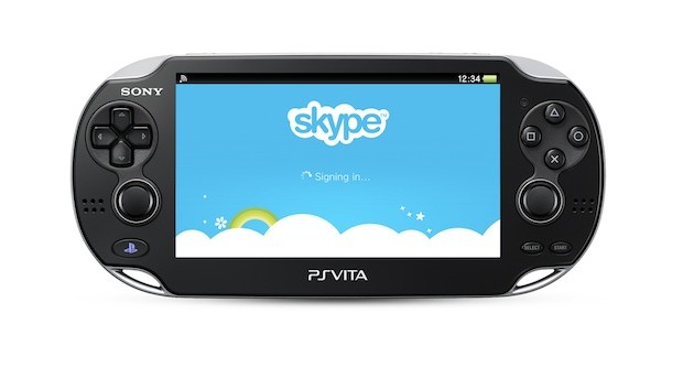 New Skype update for Vita allows for background use during play