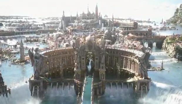 E3: 'Final Fantasy Versus XIII' is now 'Final Fantasy XV'