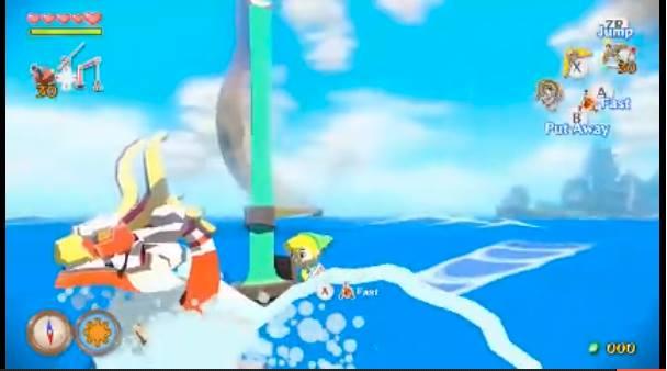 E3: 'The Legend of Zelda: The Windwaker' Wii U coming October