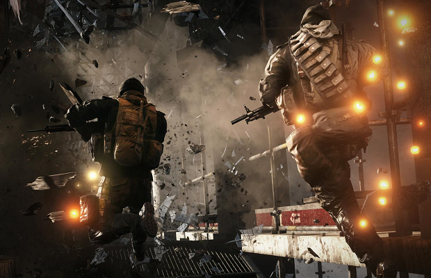 E3: DICE shows off Commander Mode for 'Battlefield 4'