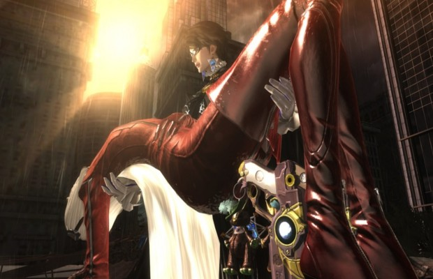 E3 '13: 'Bayonetta 2' lets you touch all the action