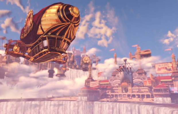 First 'BioShock Infinite' DLC won't be releasing anytime soon