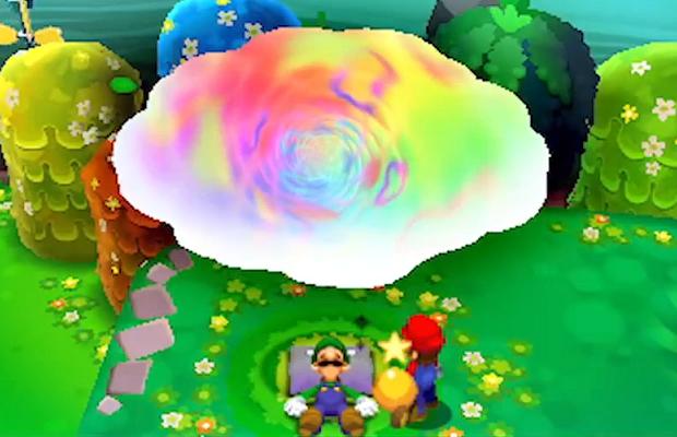 E3: 'Mario & Luigi: Dream Team' trailer