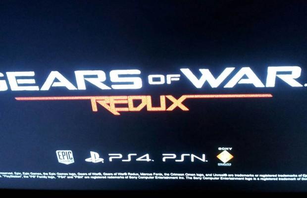 Rumor: 'Gears of War: Redux' in development for PlayStation 4
