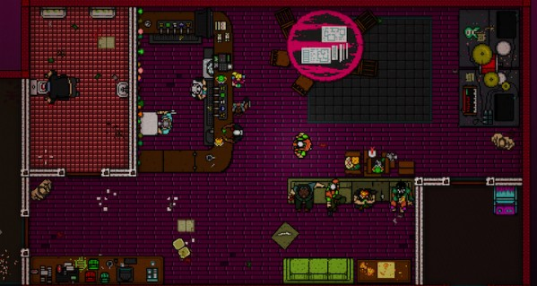 Answer your phone for 'Hotline Miami 2: Wrong Number' in 2013