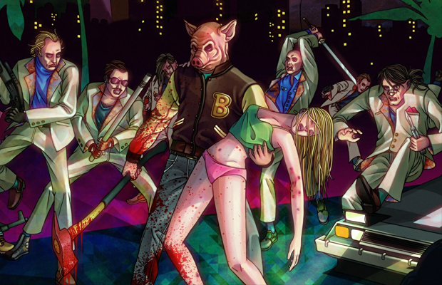'Hotline Miami' PS Vita Review
