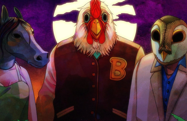 'Hotline Miami' coming to PS3/Vita June 25 with cross-buy and new content