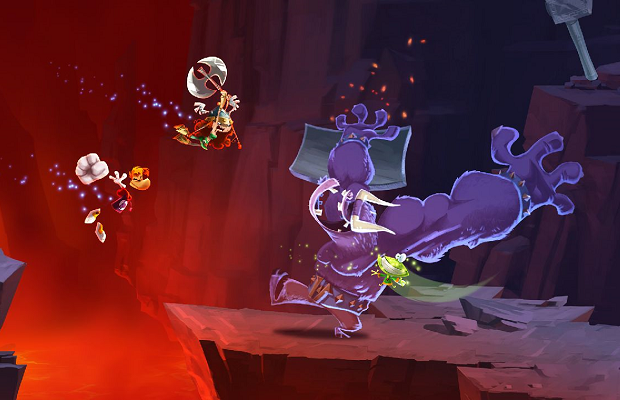 E3: 'Rayman Legends' trailer