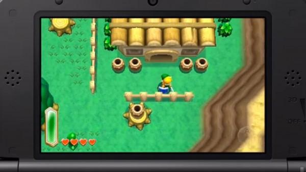 E3: 'The Legend of Zelda: A Link Between Worlds' for 3DS E3 trailer