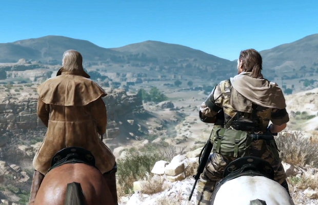 E3: 'Metal Gear Solid 5' Extended Director's Cut trailer