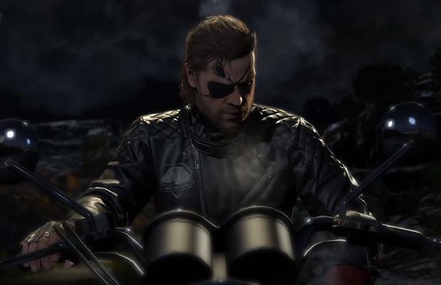 Kiefer Sutherland is Snake in 'Metal Gear Solid V'