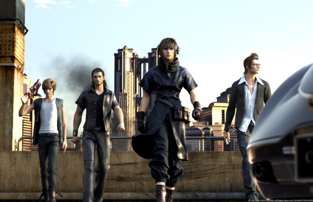 'Final Fantasy XV' being ported to Xbox One