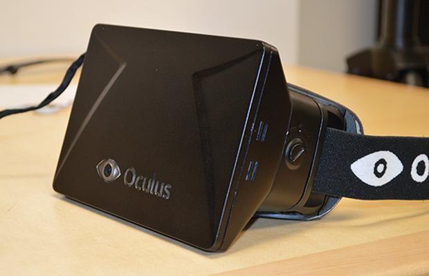 Sony's Yoshida has an Oculus Rift, loves it