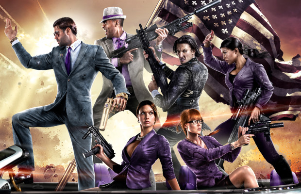 Celebrate Independence Day 'Saints Row IV' style with new trailer
