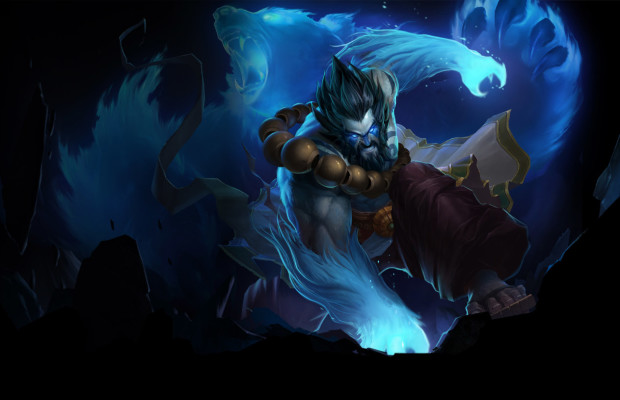 Riot reveals new 'League of Legends' ultimate skin – Spirit Guard Udyr