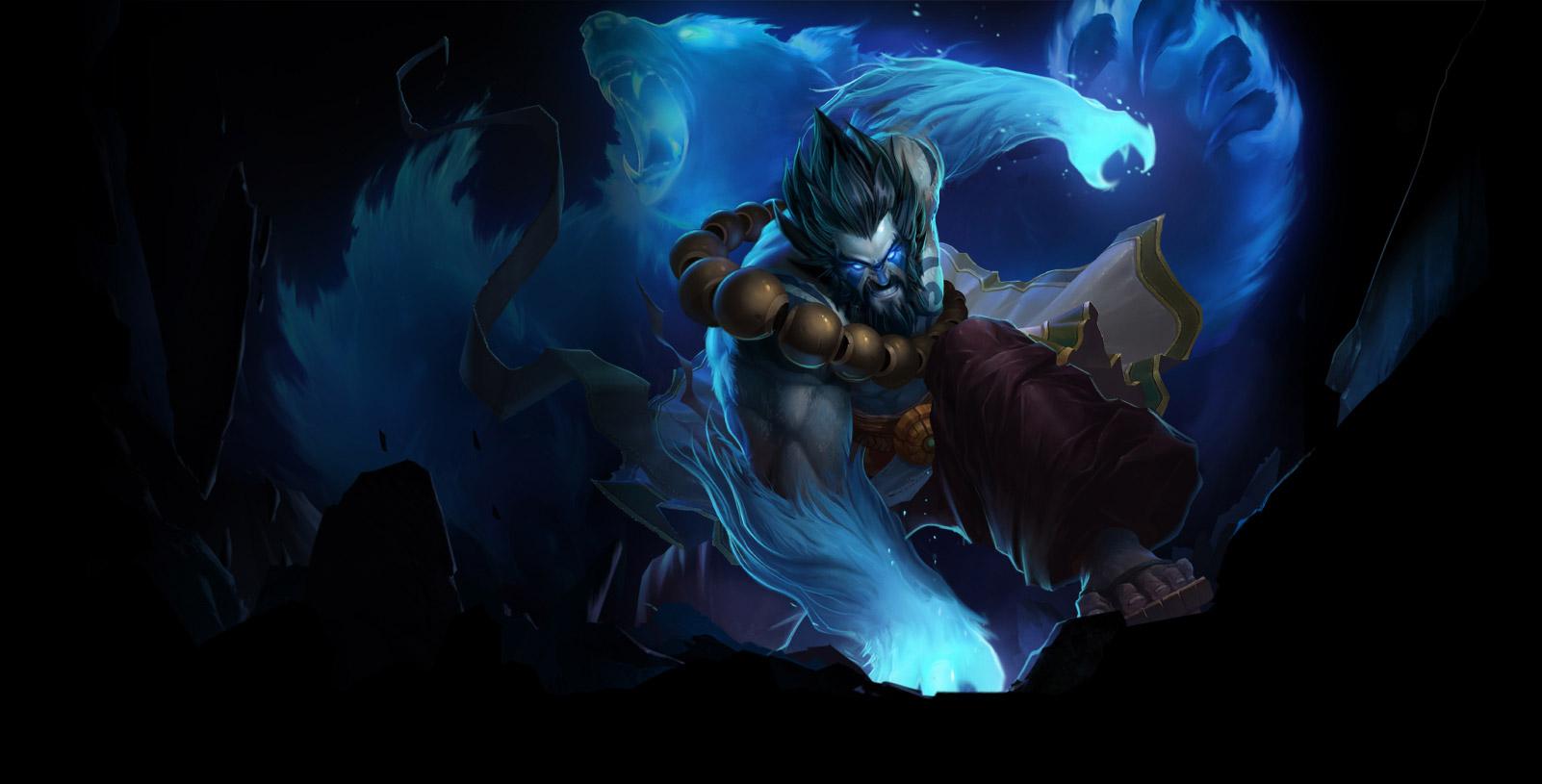 Riot reveals new 'League of Legends' ultimate skin – Spirit Guard Udyr
