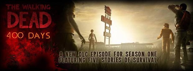 E3: 'The Walking Dead: 400 Days' DLC trailer