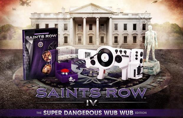 'Saint's Row IV' Super Dangerous Wub Wub Edition announced