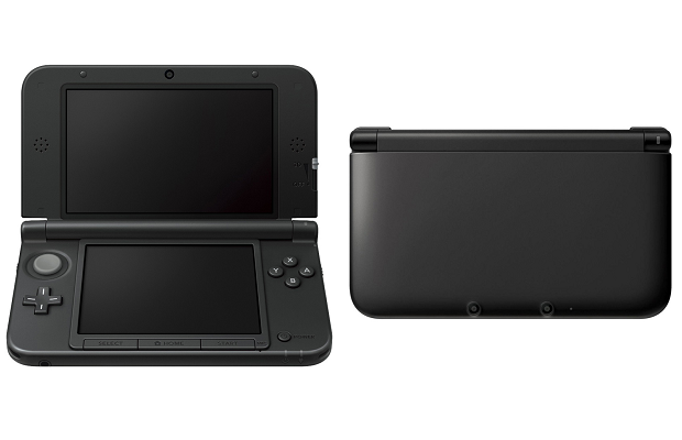 Nintendo launching black 3DS XL in North America next month