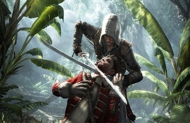 'Assassin's Creed IV: Black Flag' open-world Caribbean gameplay
