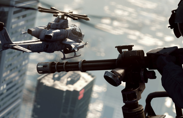 'Battlefield 4' will have Kinect functionality on the Xbox One