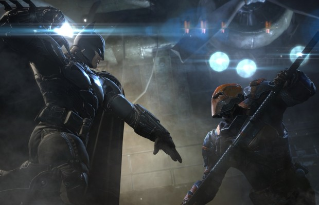 New 'Batman: Arkham Origins' shows off Deathstroke DLC gameplay