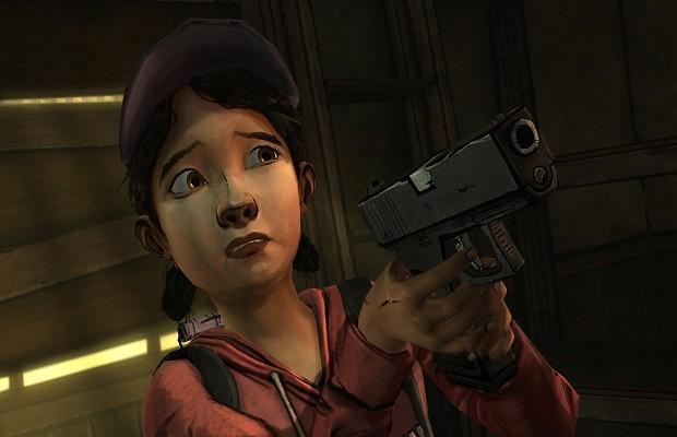 Clementine will be in Season 2 of 'The Walking Dead'