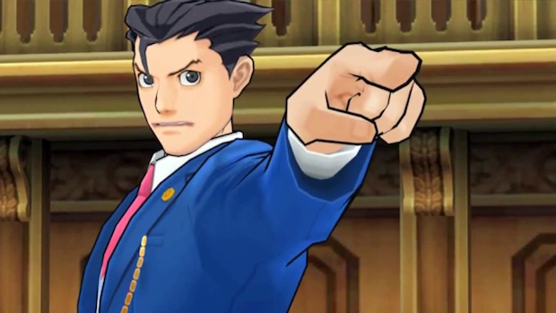 ESRB gives new 'Ace Attorney' an M rating in series first