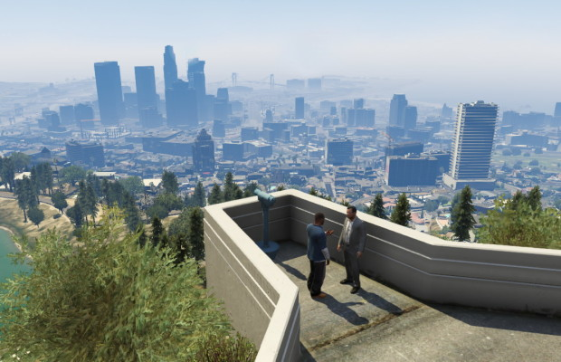 First official 'GTA V' gameplay footage arriving July 9th