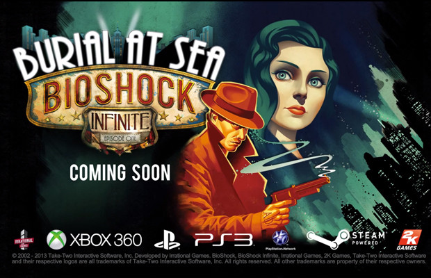 'Bioshock Infinite' DLC Burial at Sea announced