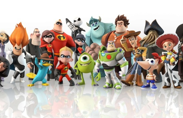 New 'Disney Infinity' trailer shows off ToyBox mode, homages gaming classics