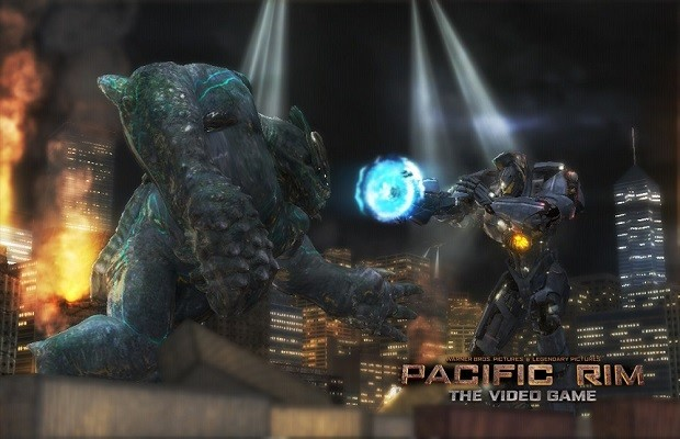 'Pacific Rim: The Video Game' Review
