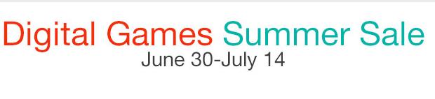 Amazon's Digital Games Summer Sale now live