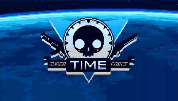 Six minutes of time-bending action with 'Super TIME Force'