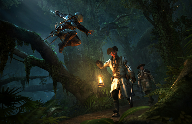 'Assassin's Creed IV – A Pirate's Life on the High Seas' trailer