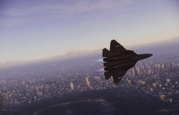 'Ace Combat Infinity' announced for PlayStation 3