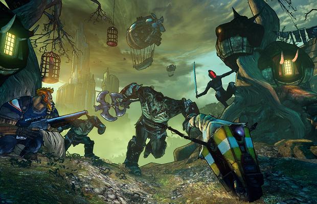New 'Borderlands 2' DLC reveal Saturday