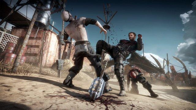 Here's your first gameplay trailer for 'Mad Max'