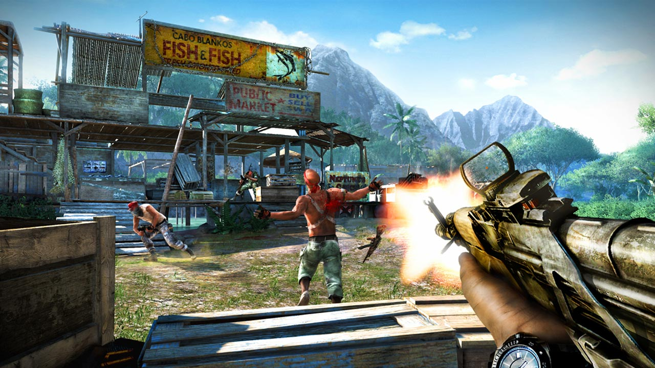 Ubisoft: First 'Far Cry 4' details coming soon