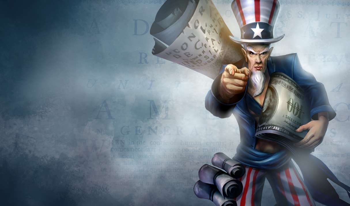 Special 4th of July 'League of Legends' skin sale announced