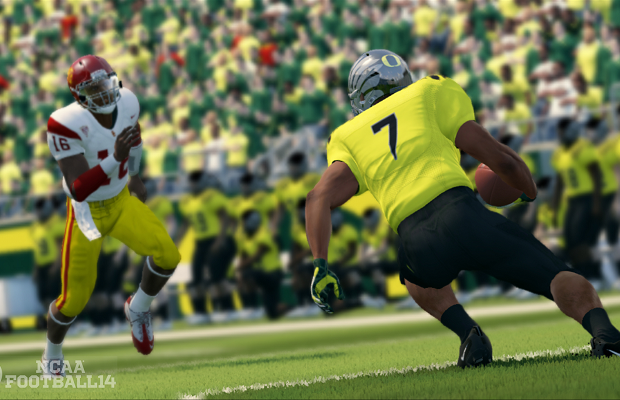 NCAA will not renew EA Sports contract