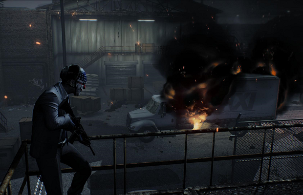 'Payday 2' collector's edition announced alongside new trailer