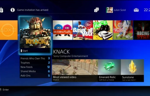 PS4 lets you access digital games from any console