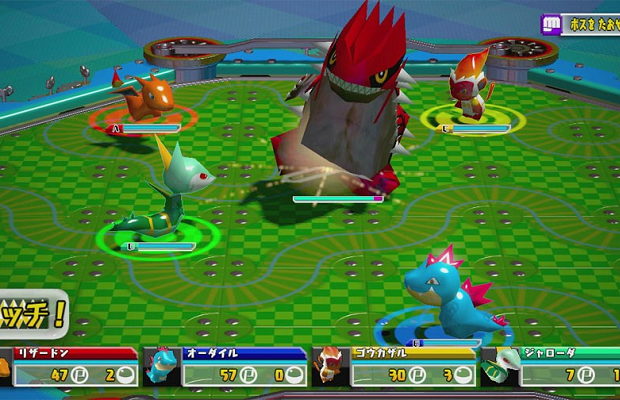 'Pokemon Rumble U' coming to North America and Europe in August