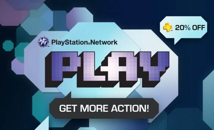 Sony announces 2013 PLAY promotion titles
