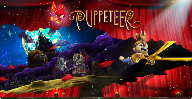 Go behind the strings with this 'Puppeteer' trailer