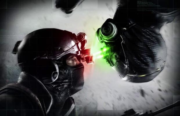 'Splinter Cell Blacklist' Spies Vs Mercs introduction video